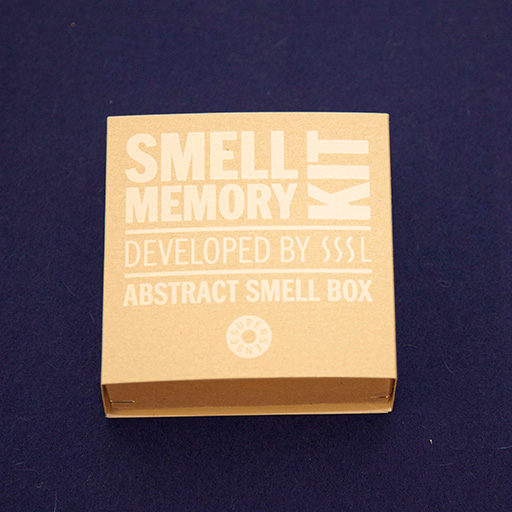 THE ABSTRACT SMELL BOX
